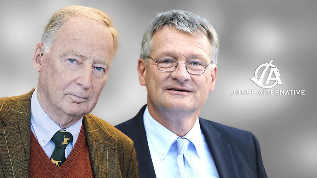 AfD prüft Gründe für Verfassungsschutz-Beobachtung der JA-Landesverbände