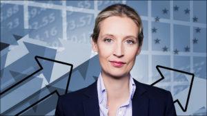 Alice Weidel: Wende in der Geldpolitik überfällig